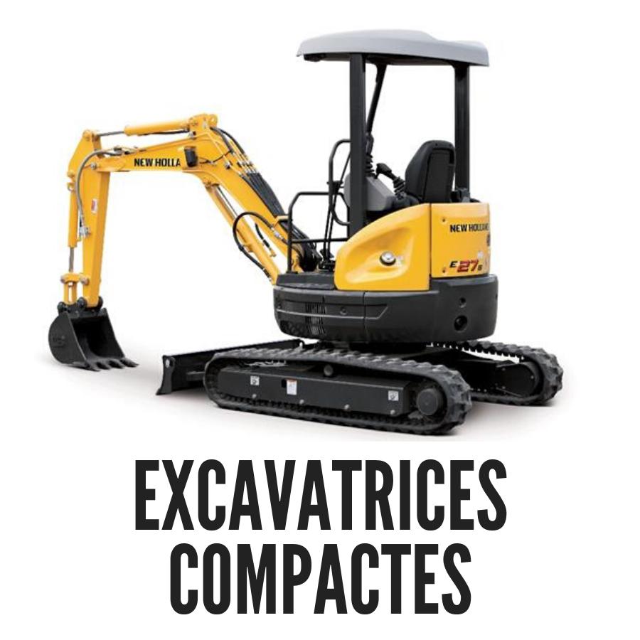 excavatrices compactes