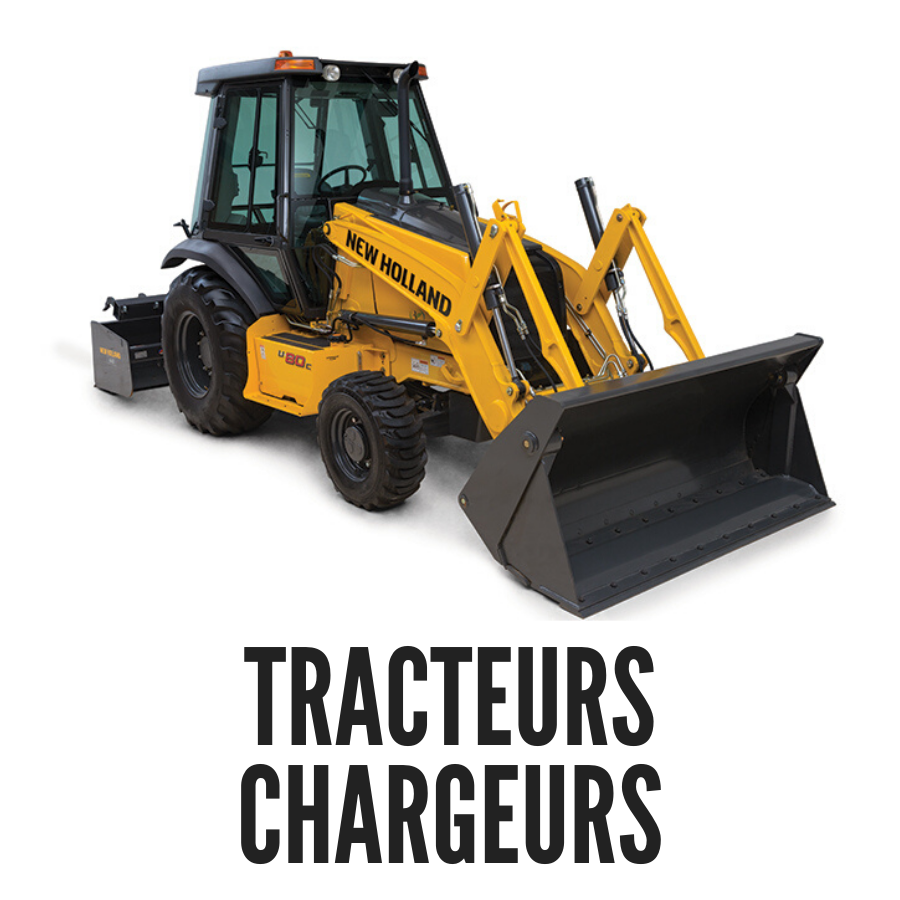 tracteurs chargeurs
