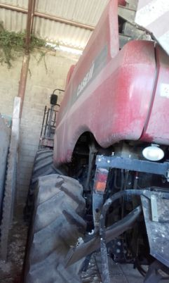 Case IH Axial-flow 5130