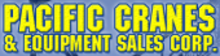 Pacific crane and equipment sales corp.