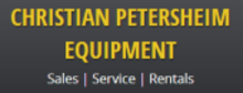 Christian Petersheim Equipment
