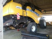 New Holland CX 8060 SL HD