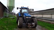 New Holland TM 140 RANGE