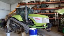Claas CHALLENGER 55