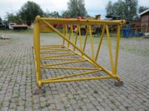 LUFFING FLY JIB EXTENSION  LIEBHERR LTM 1400