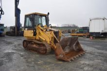 Caterpillar 933 LGP Laderaupe
