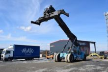 Kalmar SMV 4542 TA5 / 45 ton Lift Capacity / Very good