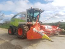 Claas JAGUAR 870 Confort cut