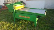 Récolteuse à Haricots Verts GALLIGNANI TF +Trieur