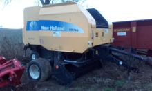 New Holland BR 740 A