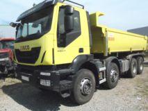 Iveco Trakker Hiland 450 8x4