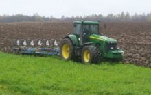 John Deere 8420 POWERSHIFT - 300 KM