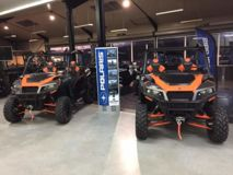 Polaris POLARIS 1000 GENERAL DELUXE TRACTEUR DIFFERENTIEL AR