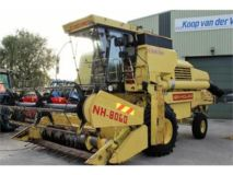 New Holland  8060 combine