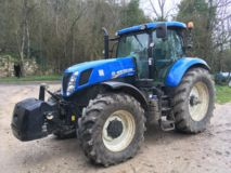 New Holland T7-235 PC