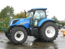 New Holland T 7.245 AUTO COMMAND