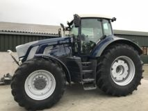 Fendt 939 Profi Plus S4 Design Line Steel Blue