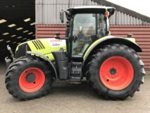 Claas Arion 650-4 ATZ CEBIS