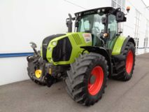 Claas Arion 650-4 ATZ C-matic