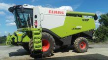 Claas lexion 650 t4i