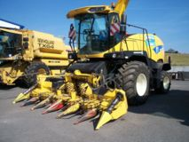 New Holland FR 9050 + KEMPER