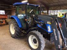New Holland TD5.75 + Q220