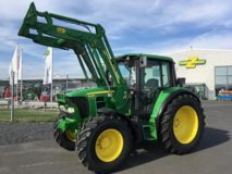 John Deere 6230 Power