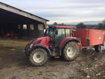 Valtra N 143 DIRECT