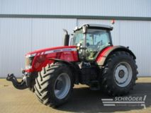 Massey Ferguson 8732 Exclusive Dyna-