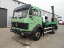 Mercedes-Benz  SK 1622 (BIG AXLE / STEEL SUSPEBNSION / V6)