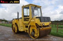 Bomag BW151AD-2 7.1t DOUBLE DRUM VIBRSTING ROLLER