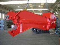 Cisaille hydraulique à ferraille pelle 3 à 10 tonnes