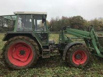 AGCO FENDT F 380 GT 1988
