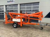 Niftylift 170HAC - Anhänger Arbeitsbühne 17,10m
