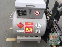 Cemo KS-Mobil 200 ltr. Second-hand machine
