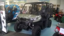 Can-Am TRAXTER HD8 STD