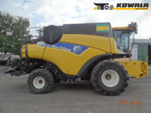 New Holland CR9080 + VF 7,62 m