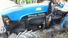 New Holland TNV75