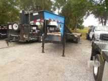 2011 HAMMERDOWN GNE8X2520K 20 Ft x 8 Ft 6 In. T/A