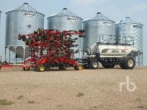 Bourgault 3320 PHD QDA 50 Ft