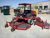 Toro 580D Ride on Landscape