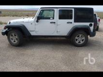 Jeep WRANGLER Rubicon Unlimited 4x4