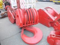 JOHNSON 200 Ton 6 Sheave