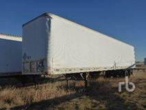 Fruehauf 48 Ft x 8 Ft T/A Storage