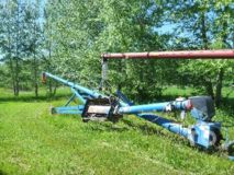 2001 BRANDT 1070 10 In. x 70 Ft Mechanical Swing