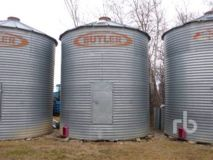 BUTLER 2000 +/- Bushel 14 Ft 4 Ring