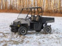 Polaris RANGER XP 700 4x4 Side By Side