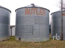 BUTLER 3400 +/- Bushel 18 Ft 4 Ring
