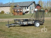 CARRY-ON TRAILER CORP 8 Ft x 6 Ft S/A
