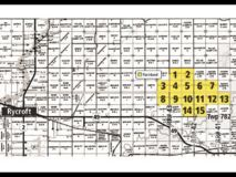 AB/MD SPIRIT RIVER #133 SE 21-78-4-W6 159 +/- ACRES ON TITLE